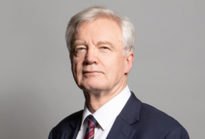 In the Hot Seat with David Davis MP