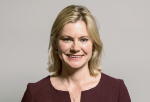 In the Hot Seat: Justine Greening