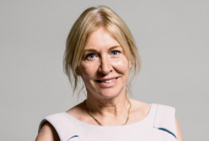 'In the Hotseat' with Nadine Dorries MP