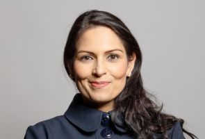 'In the Hotseat' with The Rt Hon Priti Patel MP
